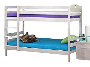 Купить кровать Боровичи-мебель детская двухярусная
