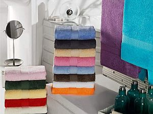 Купить полотенце Arya Полотенце Arya Однотонное Miranda Коричневый