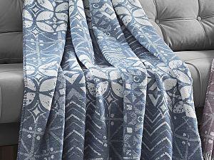 Купить плед Karna Deco 150х240 см, голубой 150х240