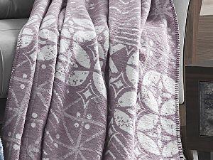 Купить плед Karna Deco 150х240 см, сиреневый 150х240