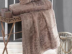 Купить полотенце Karna Armond 50x90, капучино