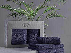Купить полотенце Karna Armond, синий