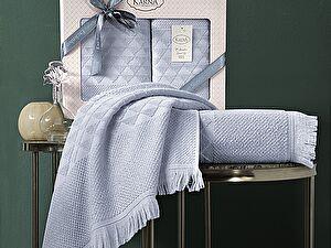 Купить полотенце Karna Monard, светло-серый