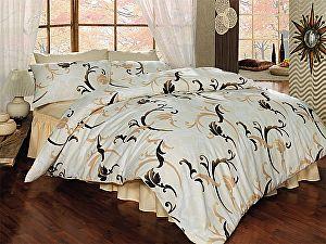 Постельное белье Altinbasak Victoria, кремовый