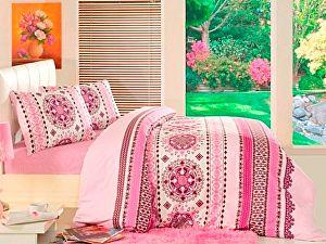 Постельное белье Altinbasak Dante, розовый
