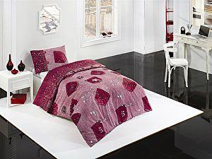 Постельное белье Altinbasak Jeans, розовый