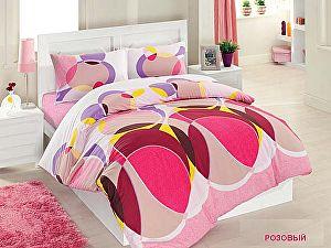 Постельное белье Altinbasak Decorite, розовый