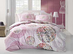 Постельное белье Altinbasak Izem, розовый
