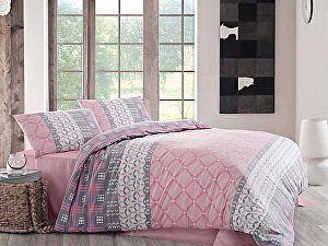 Постельное белье Altinbasak Santana, розовый
