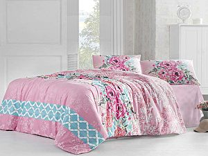 Постельное белье Altinbasak Asel, розовый