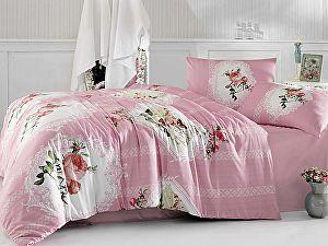 Постельное белье Altinbasak Ulya, розовый