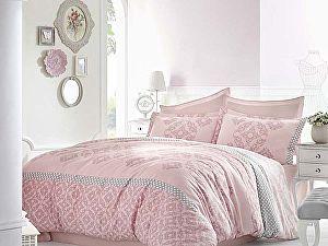 Постельное белье Altinbasak Alona, розовый