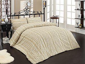 Постельное белье Altinbasak Tweed, кремовый
