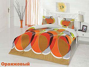 Постельное белье Altinbasak Decorite, оранжевый