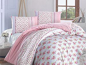 Постельное белье Altinbasak Ahsen, розовый