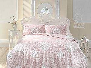 Постельное белье Altinbasak Snazzy, розовый