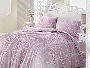 Постельное белье Altinbasak Lamina, грязно-розовый