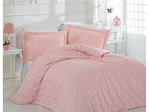 Постельное белье Altinbasak Pretty, розовый