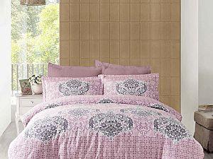 Постельное белье Altinbasak Sayka, грязно-розовый