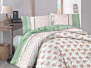 Постельное белье Altinbasak Ahsen, зеленый