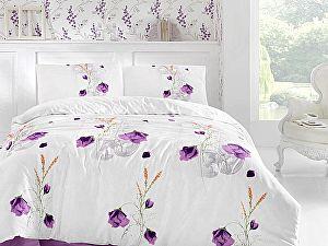 Постельное белье Altinbasak Edita, фиолетовый