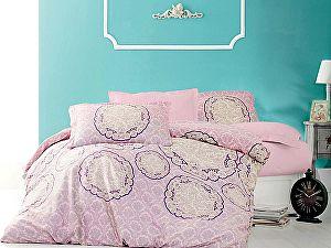 Постельное белье Altinbasak Ranya, розовый