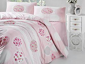 Постельное белье Altinbasak Belin, розовый