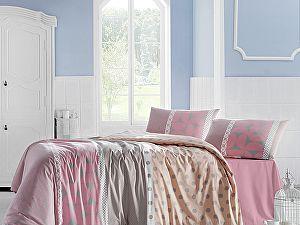 Постельное белье Altinbasak Aleda, розовый