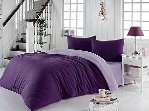 Постельное белье Karna Sofa фиолетовый, светло-лаванда