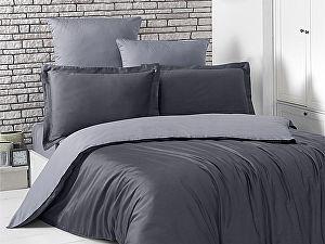 Постельное белье Karna Loft темно-серый, серый