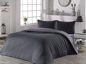 Постельное белье Karna Sofa антрацит-серый