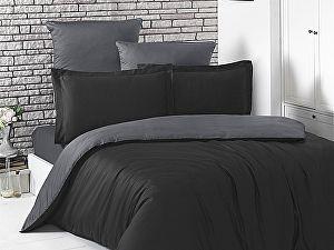 Купить комплект Karna Loft чёрный, темно-серый