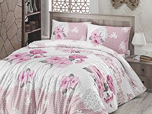 Купить комплект Altinbasak Guldem, розовый