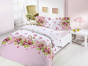 Купить постельное белье Altinbasak Sumbul, розовый