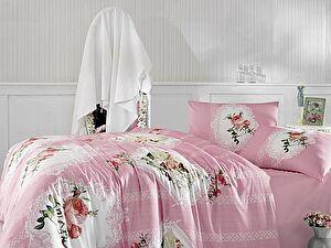 Купить постельное белье Altinbasak Ulya, розовый