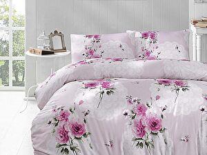 Купить постельное белье Altinbasak Ela, сиреневый