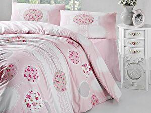 Купить постельное белье Altinbasak Belin, розовый