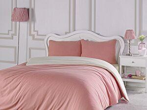 Купить постельное белье Karna Sofa коралловый-кремовый