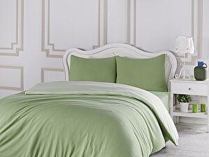 Купить постельное белье Karna Sofa зеленый, светло-зеленый