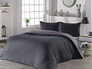 Купить постельное белье Karna Sofa антрацит-серый