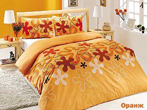 Постельное белье Altinbasak Smart, оранжевый