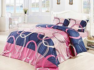 Постельное белье Altinbasak Fiori, розовый