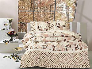 Постельное белье Altinbasak April, коричневый