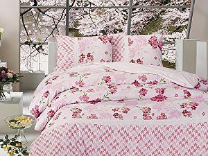 Постельное белье Altinbasak April, розовый