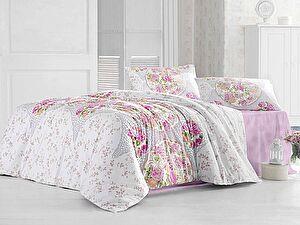 Постельное белье Altinbasak Deren, розовый