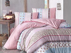 Постельное белье Altinbasak Justo, розовый