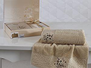 Купить полотенце Karna Viola, капучино