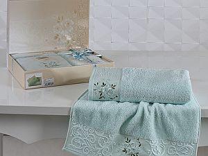 Купить полотенце Karna Viola, светло-зеленый