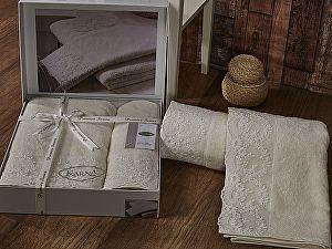 Купить полотенце Karna Elinda, кремовый