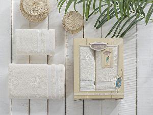 Купить полотенце Karna Petek, кремовый